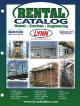 Lynn Ladder Rental Catalog